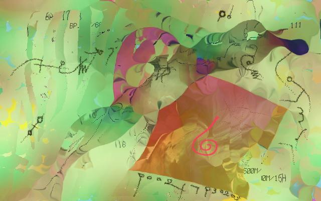 SS05 Toshihiro Anzai 1993/02/05 ピンクのテープ Pink Tape